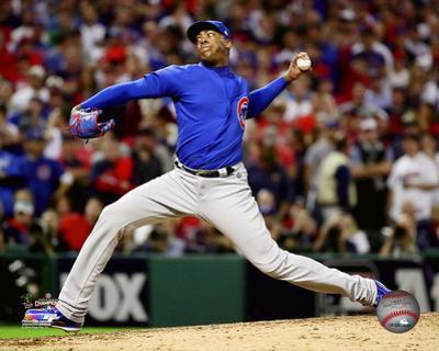 Aroldis Chapman Game 7 of the 2016 World Series