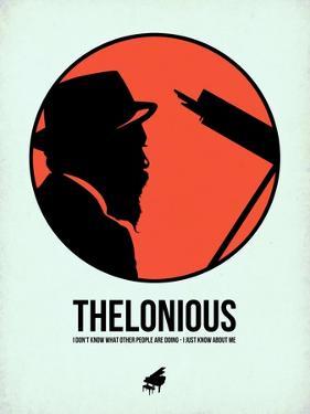 Thelonious 1 by Aron Stein