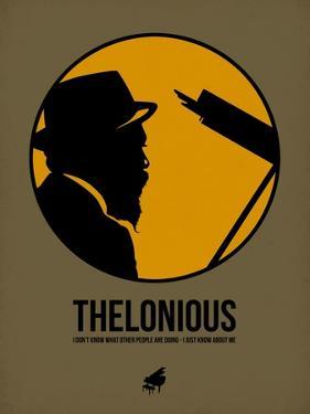 Thelonious 2 by Aron Stein