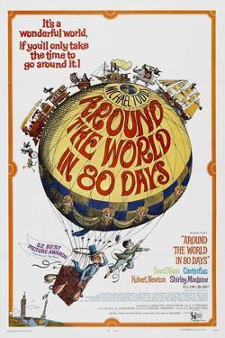 "Around the World In 80 Days, 1956, ""Around the World In Eighty Days"" Directed by Michael Anderson"