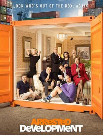 Arrested Development Television Poster