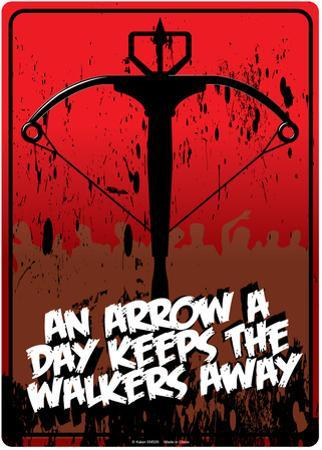 Arrow A Day Keeps The Walkers Away