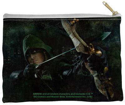 Arrow - Hero Zipper Pouch