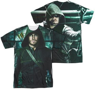 Arrow - Two Sides (Front - Back Print)