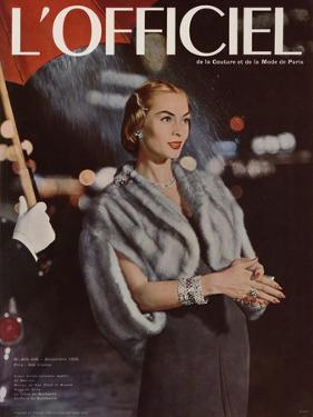 L'Officiel, December 1955 by Arsac