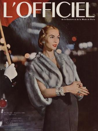 L'Officiel, December 1955