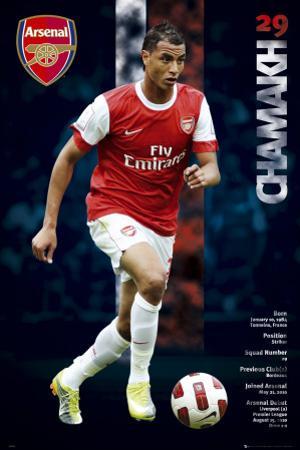 Arsenal - Chamakh