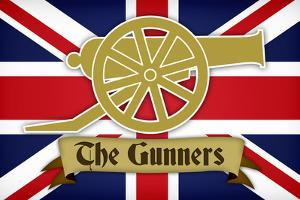 Arsenal Football Club The Gunners Sports Plastic Sign