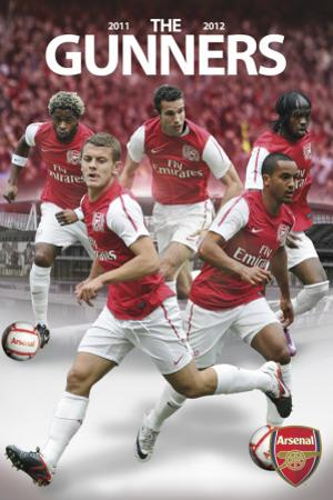 Arsenal- Players 2011-2012