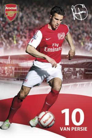 Arsenal-Van Persie