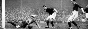 Arsenal Vs. Stoke, Highbury, 1928