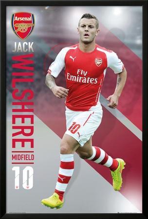Arsenal - Wilshere 14/15