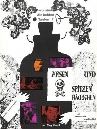 Arsenic and Old Lace (aka Arsen und Spitzen Haubchen)