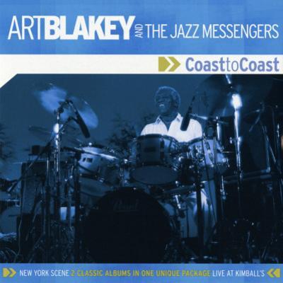 Art Blakey, Coast to Coast