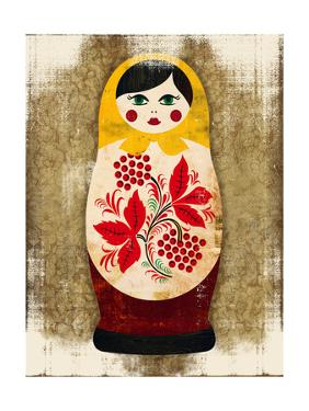 Nesting Dolls I by Art Collective