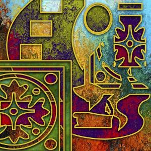 Abstract 3 by Art Deco Designs