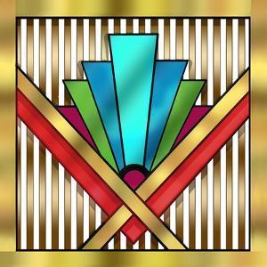 Art Deco 14 by Art Deco Designs