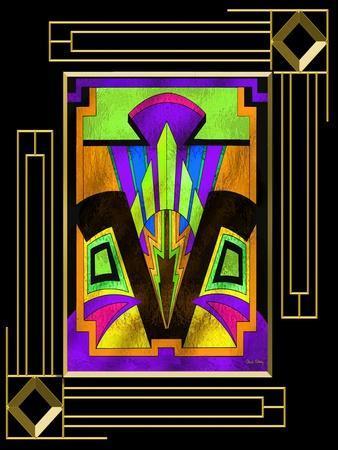 Art Deco Design 5B Frame 3
