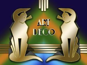 Cat Awards by Art Deco Designs