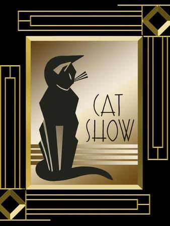 Cat Show Frame 5