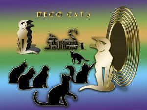 Catamy Awards by Art Deco Designs