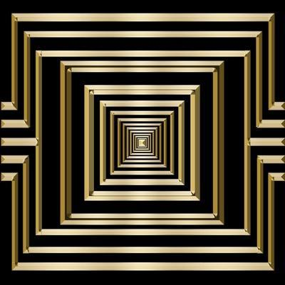 Gold Deco 7