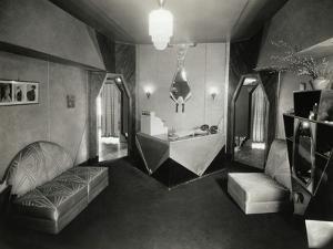Art Deco Salon in the Jefferson Hotel