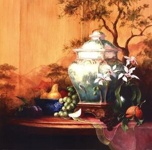 Oriental Orange by Art Fronckowiak