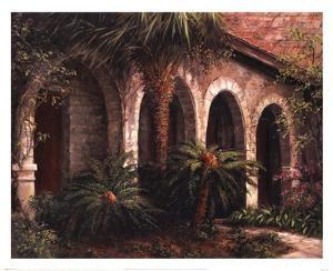 Sago Arches by Art Fronckowiak
