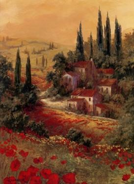 Toscano Valley II by Art Fronckowiak