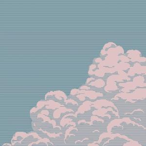 Vintage Engraving Cloud by Art-generator