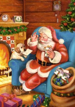 Santa by Art House Design