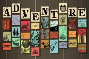 Adventure on Strings by Art Licensing Studio