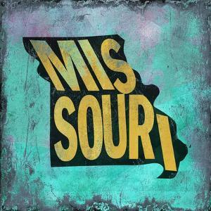 Missouri by Art Licensing Studio