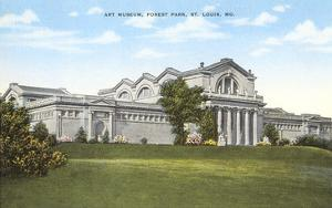 Art Museum, St. Louis, Missouri