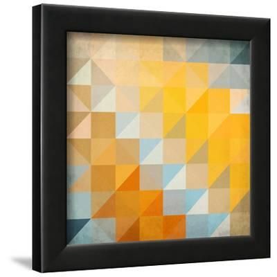 Abstract Triangles Geometry by art_of_sun