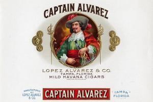 Captain Alvarez by Art Of The Cigar