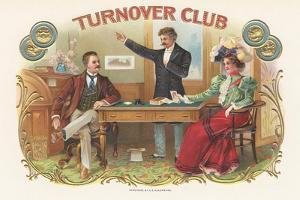 Turnover Club by Art Of The Cigar