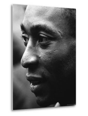 Pele by Art Rickerby