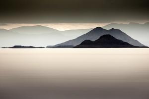 Altiplano, Bolivia, Salar de Uyuni by Art Wolfe