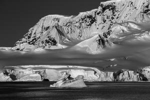 Antarctica by Art Wolfe