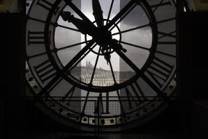 Clock Tower by Art Wolfe