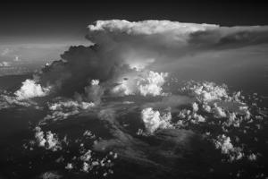 Clouds in Black and White by Art Wolfe