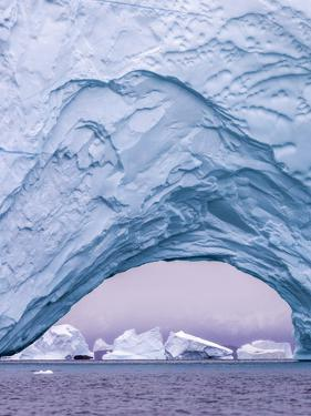 Greenland Glaciers by Art Wolfe