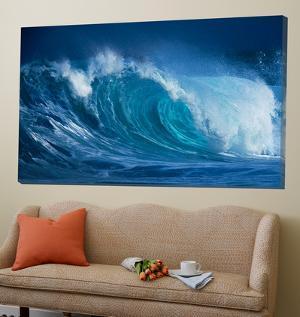 Hang Ten by Art Wolfe