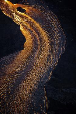 Hawaii_Kilauea_Lava Flow by Art Wolfe