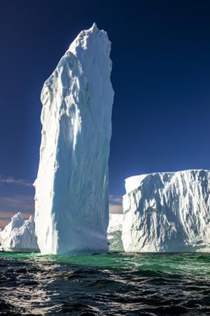 Ice Monolith, Antarctica by Art Wolfe