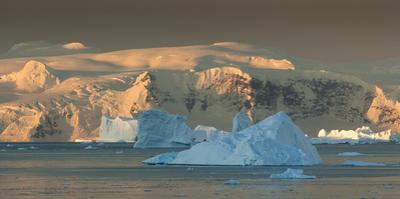 Iceberg, Antarctica by Art Wolfe
