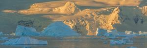 Icebergs, Antarctica by Art Wolfe