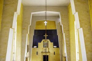 Israel Church by Art Wolfe